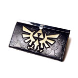 Legend of Zelda: Twilight Princess Logo Girl's Wallet