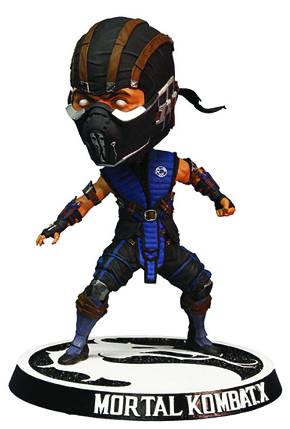 Mortal Kombat X Sub-Zero Bobblehead