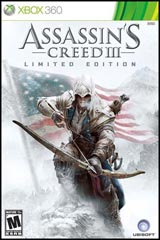 Assassins Creed III Limited Edition