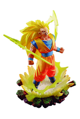 Dragon Ball Dracap Memorial 03 Saiyan 3 Son Goku PVC Figure