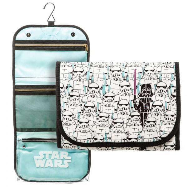 Star Wars Storm Trooper Cosmetic Bag