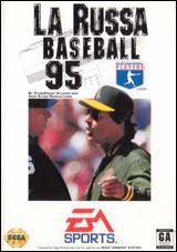 Tony La Russa Baseball 95