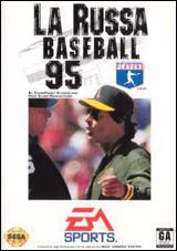 Tony La Russa Baseball 95
