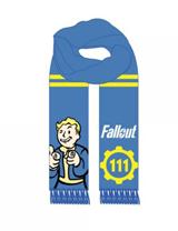 Fallout 111 Knit Scarf