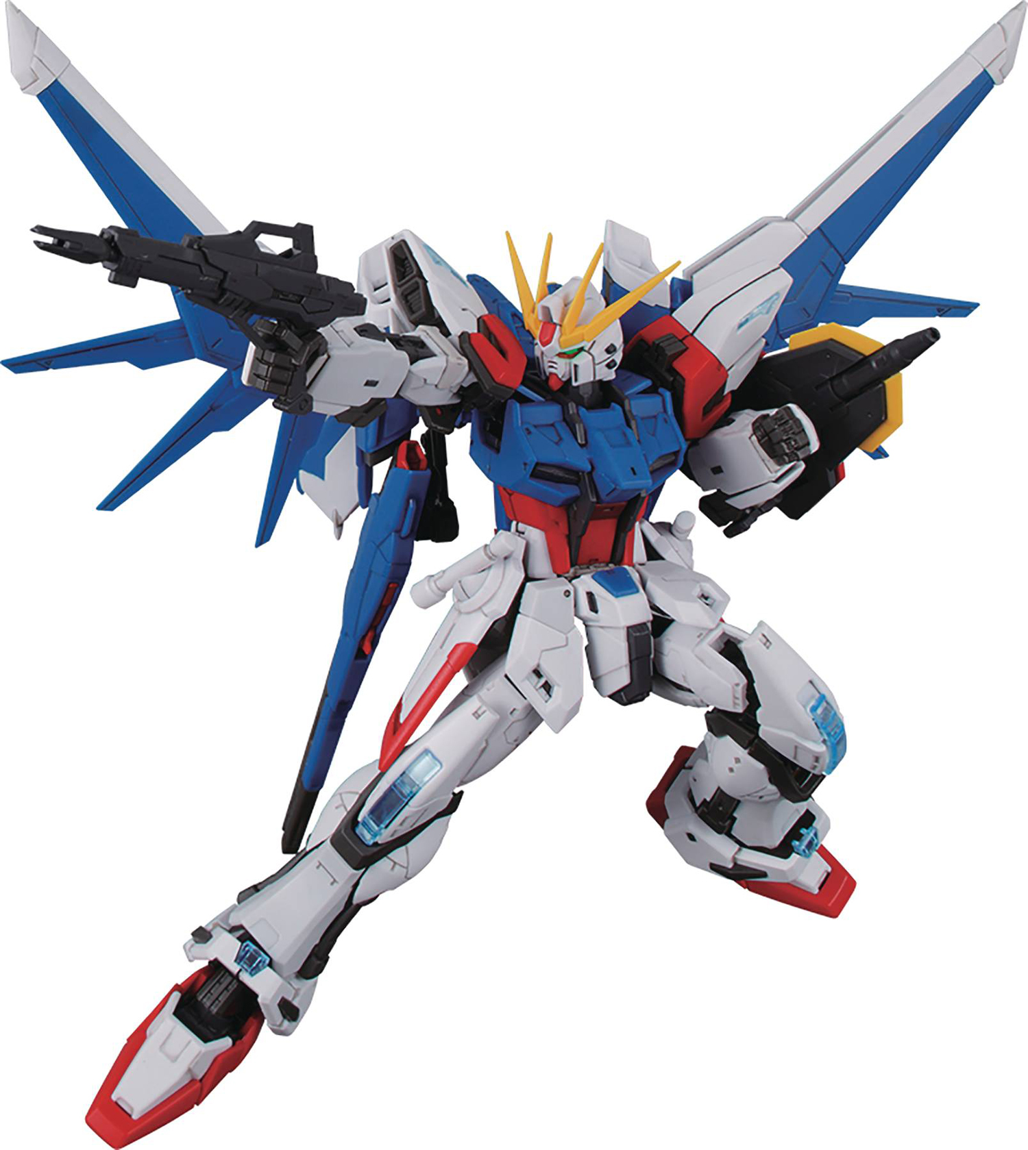 Gundam Build Fighters Full Package GAT-X105B 1/144 Scale Model Kit