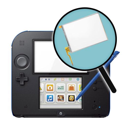 Nintendo 2DS Repairs: Touch Screen Repair Service