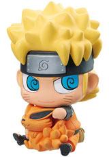 Naruto: Naruto & Kurama Soft Vinyl Figure