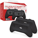 Nintendo Switch Black Pro Handle Attachment Set