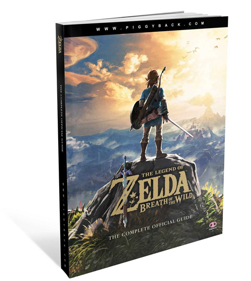 Legend of Zelda: Breath of the Wild Complete Official Guide