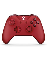 Xbox One S Wireless Red Controller
