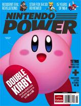 Nintendo Power Volume 271 Double Kirby