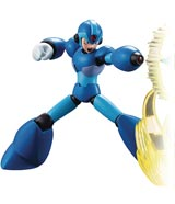 Mega Man X 1/12 Scale Plastic Model Kit