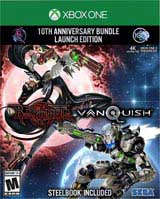 Bayonetta & Vanquish 10th Anniversary Bundle Launch Edition
