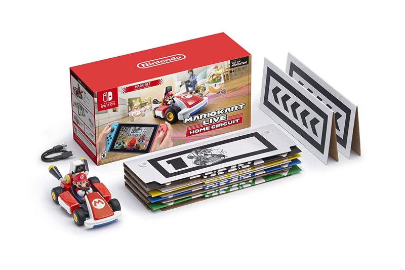 Mario Kart Live Home Circuit Mario Set all items