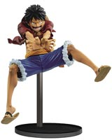 One Piece Maximatic Monkey D Luffy II Figure