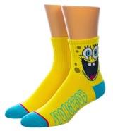SpongeBob SquarePants Mix n' Match Crew Socks 3 Pack