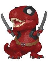 Pop Marvel Deadpool 30th Dinopool Vinyl Figure