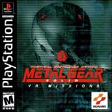 Metal Gear Solid VR Missions