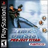 Time Crisis: Project Titan w/gun