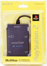 PS2 MultiTap Adapter (Original PS2) Sony