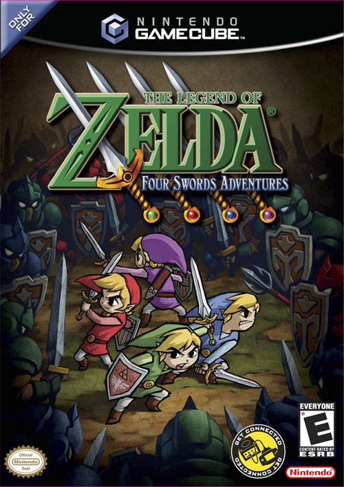 Legend of Zelda: Four Swords Adventures