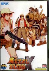 Metal Slug X Neo Geo AES