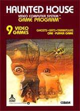 Haunted House by Atari
