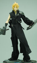 Final Fantasy Masterpiece Arts Cloud Strife 1/4 Scale Statue