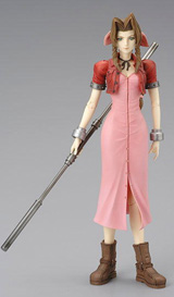 Final Fantasy VII: Play Arts Game Edition Aerith Gainsborough Action Figure