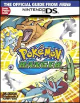 Pokemon Ranger Official Player's Guide