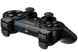 Playstation 3 DualShock 3 Controller Black by Sony