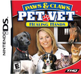 Paws & Claws: Pet Vet Healing Hands