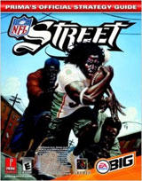 NFL Street Official Strategy Guide Book