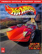 Hot Wheels Turbo Racing Official Strategy Guide Book