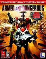 Armed and Dangerous Official Stratey Guide Book