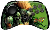 PS3 Street Fighter IV FightPad - Blanka
