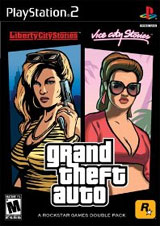 Grand Theft Auto Liberty City & Vice City Stories 2 Pack