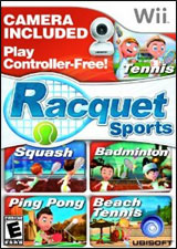 Racquet Sports Bundle with Camera