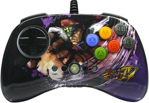 Xbox 360 Street Fighter IV FightPad Round 2 - Bison