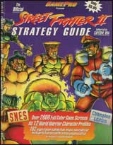 Street Fighter II Official Strategy Guide