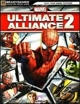 Marvel Ultimate Alliance 2 Strategy Guide