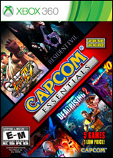 Capcom Essentials