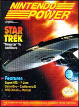 Nintendo Power Volume 29: Star Trek