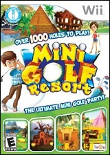 Mini Golf Resort