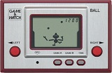Game & Watch Silver Series: Ball