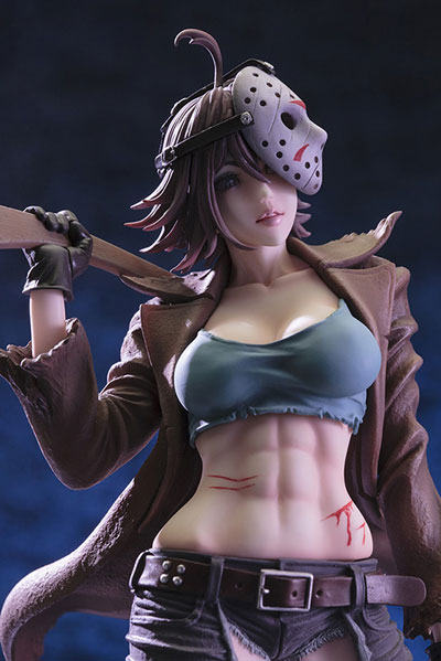 Freddy VS Jason Jason Voorhees Bishoujo 1/7 Scale 8 Inch Statue
