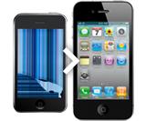 iPhone 4 Black (CDMA) LCD Screen Replacement