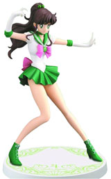 Sailor Moon Girls Memories: Sailor Jupiter Figure