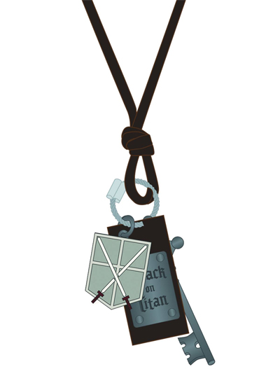 Attack on Titan: Cadet Icon Necklace