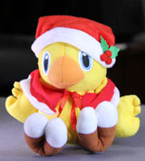 Final Fantasy Chocobo Santa 7